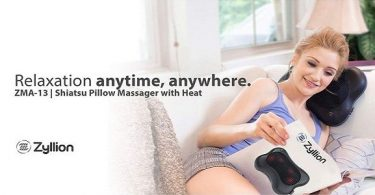 massage pillows for neck and back