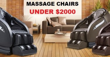 Massage chair under 2000