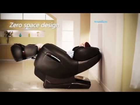 iRest A87-1 Robostic Massage Chair
