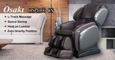 Osaki OS 4000CS Massage Chair