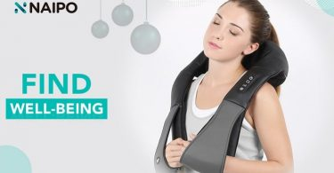 NAIPO MGS-150D MASSAGER REVIEW