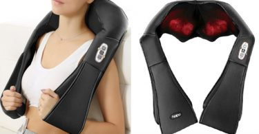 NAIPO MGS 801 MASSAGER REVIEW
